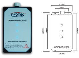 Protec AC 1&3 pha ProH-400kA