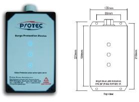 Protec AC 1&3 pha ProH-30kA